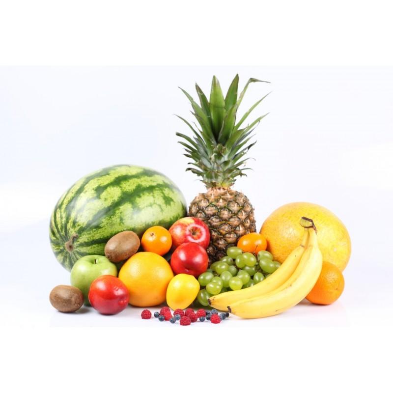 Panier gourmand fruitier