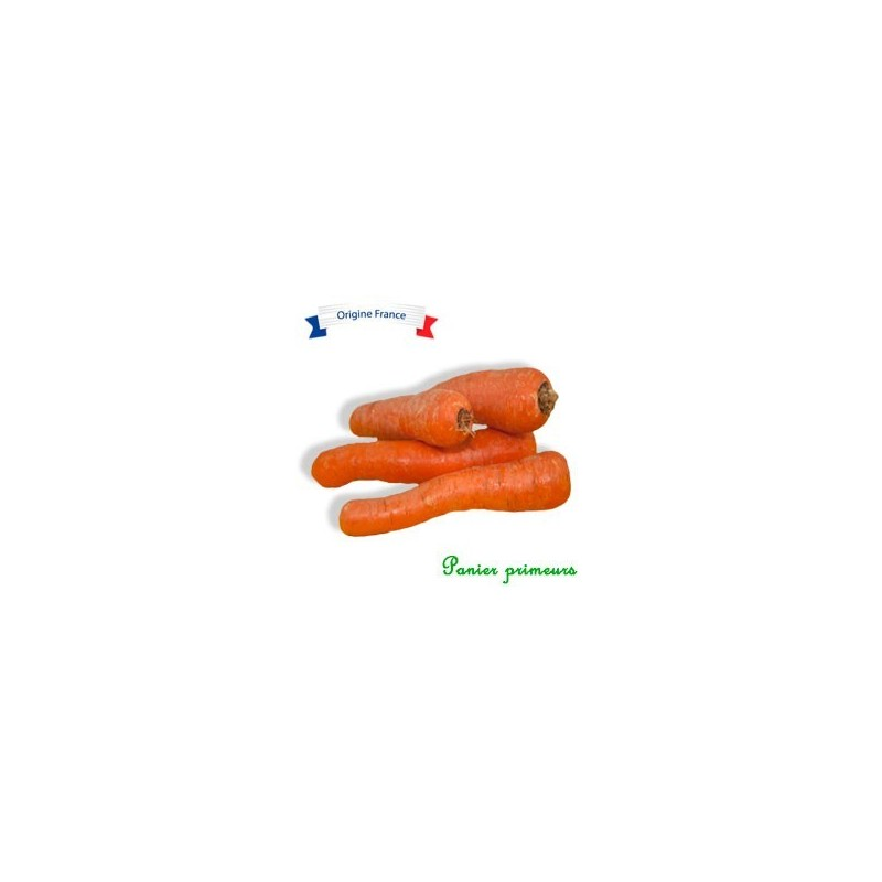 Carottes (le kg)