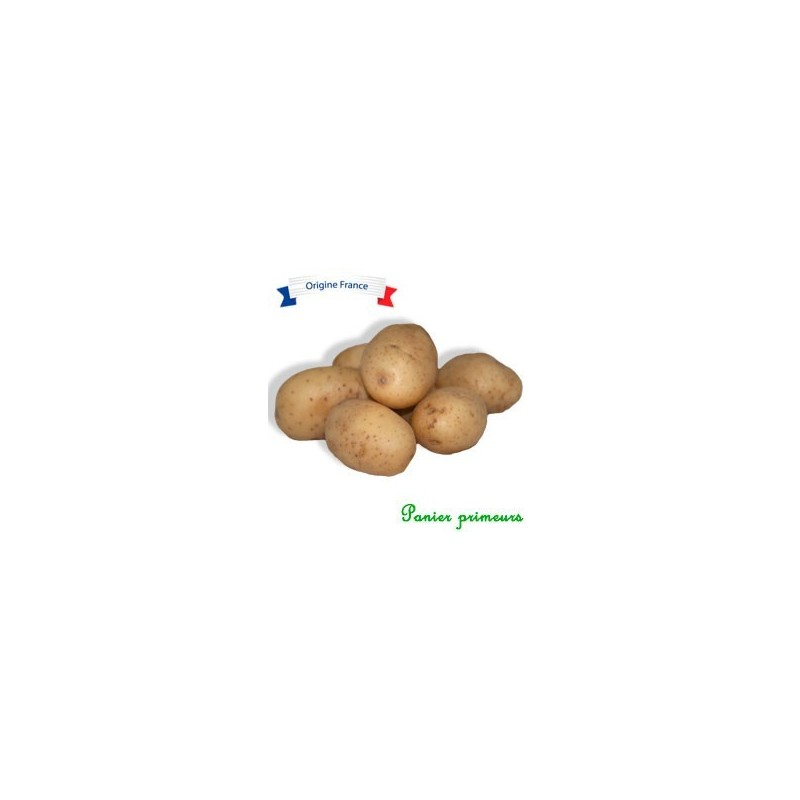 Pomme de terre Grenaille (le Kg)
