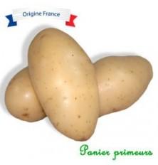 Pomme de terre amandine (le kg)