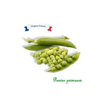 Petits pois Du Lot et Garonne (500g)